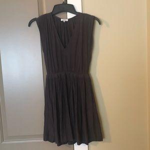 Wilfred XXS Grey Summer Dress